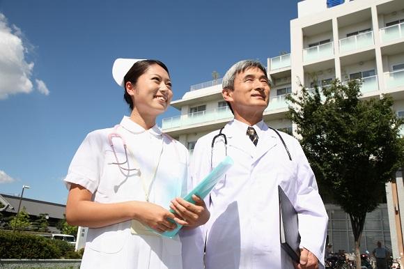 医師や看護師の名刺作成