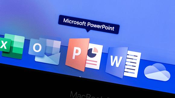 PowerPointの名刺テンプレート