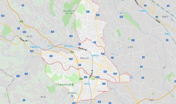 埼玉県東松山市